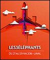 LES 3 ELEPHANTS 2016 - PASS 1 JOUR