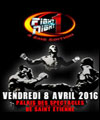 R�servation FIGHT NIGHT ONE 4EME EDITION