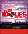 R�servation MES IDOLES