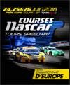 COURSES NASCAR TOURS SPEEDWAY 2016