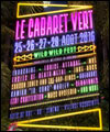 FESTIVAL CABARET VERT - PASS 4JOURS