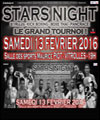 R�servation STARS NIGHT