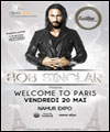 R�servation FESTINAM BOB SINCLAR- WELCOME TO PA