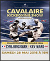 R�servation CAVALAIRE KICKBOXING SHOW