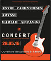 R�servation SOIREE MUSICALE
