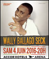 R�servation WALLY BALLAGO SECK