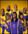 R�servation THE GLORY GOSPEL SINGERS