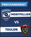 R�servation MONTPELLIER - RC TOULON