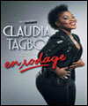 "R�servation CLAUDIA TAGBO EN RODAGE "" LUCKY"""