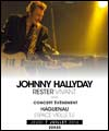 R�servation JOHNNY HALLYDAY