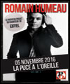 R�servation ROMAIN HUMEAU