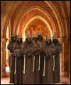 R�servation THE GREGORIAN VOICES