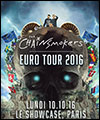 R�servation THE CHAINSMOKERS