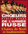 Réservation CHOEURS ARMEE RUSSE