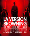Réservation LA VERSION BROWNING