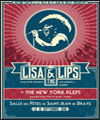 R�servation LISA AND THE LIPS  / NEW YORK KLEPS