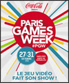 Salon : Paris Games Week