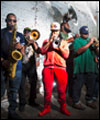 HOT 8 BRASS BAND + UNITED VIBRATION