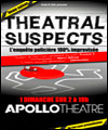 R�servation THEATRAL SUSPECTS
