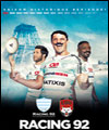 R�servation RACING 92 / LOU RUGBY