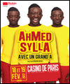 R�servation AHMED SYLLA AVEC UN GRAND A