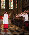 R�servation CHOIR OF ST JOHN'S COLLEGE