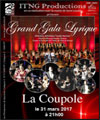 Réservation GRAND GALA LYRIQUE