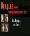 R�servation 14E BEATLESNIGHT