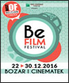 R�servation BE FILM FESTIVAL 2016: PASS 8 JOURS