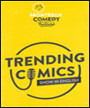 R�servation TRENDING COMICS (SHOW IN ENGLISH)