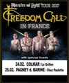 Réservation FREEDOM CALL +GUEST