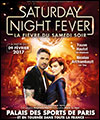 R�servation SATURDAY NIGHT FEVER