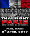 Thaï Fight Paris