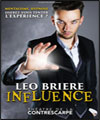 Réservation LEO BRIERE - INFLUENCE
