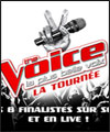 Réservation THE VOICE: LA TOURNEE