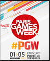Réservation PARIS GAMES WEEK