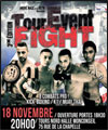 Réservation TOUR EVENT FIGHT #3