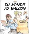DU MONDE AU BALCON