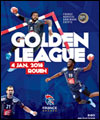 Réservation GOLDEN LEAGUE MASCULINE 2018