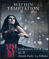 Réservation WITHIN TEMPTATION