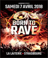 Réservation BORN TO RAVE [REGENERATION]