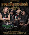 Réservation PRETTY MAIDS + PINK CREAM 69