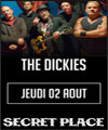 Réservation THE DICKIES