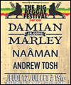 Réservation DAMIAN MARLEY+NAAMAN ANDREW TOSH
