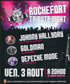 Réservation ROCHEFORT TRIBUTE NIGHT 2018