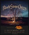 Réservation BLACK STONE CHERRY