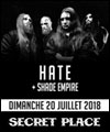 Réservation HATE X SHADE EMPIRE X NORDJEVEL A M