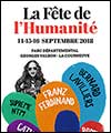 Réservation FETE DE L'HUMANITE 2018