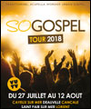 Réservation SO GOSPEL TOUR 2018 ST PALAIS S MER