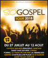 Réservation SO GOSPEL TOUR 2018 CANCALE
